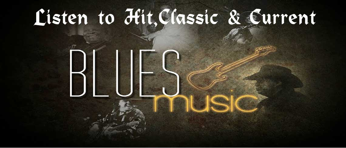 Listen to Blues Music