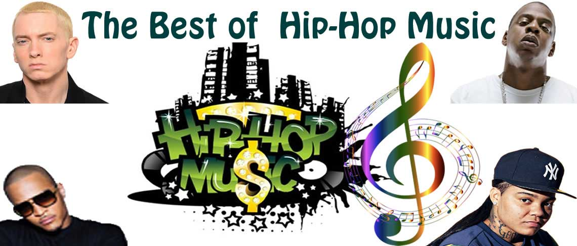 Listen to the best of Hip-Hop Music