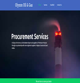 Olyzon Oil & Gas Services