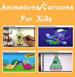 Watch Cartoons for kids