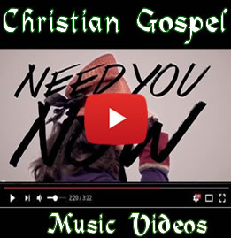 Watch Christian Gospel Music Videos