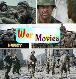 Watch War Movies Online